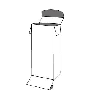 Faltschachteln mit Einstecklaschen